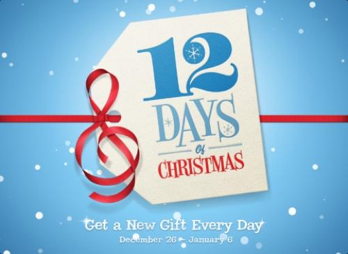 12 dager med iTunes-jul i år også