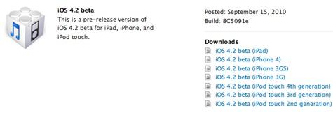Apple frigir første iOS beta