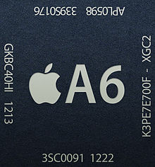 A6 prosessoren