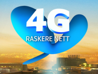 Telenor lover 4G/LTE for iPhone 5