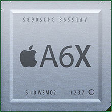 Apple kaster ut Samsung for A6X