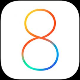iOS 8 er lansert