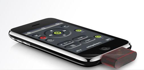 iPhone som universalfjernkontroll