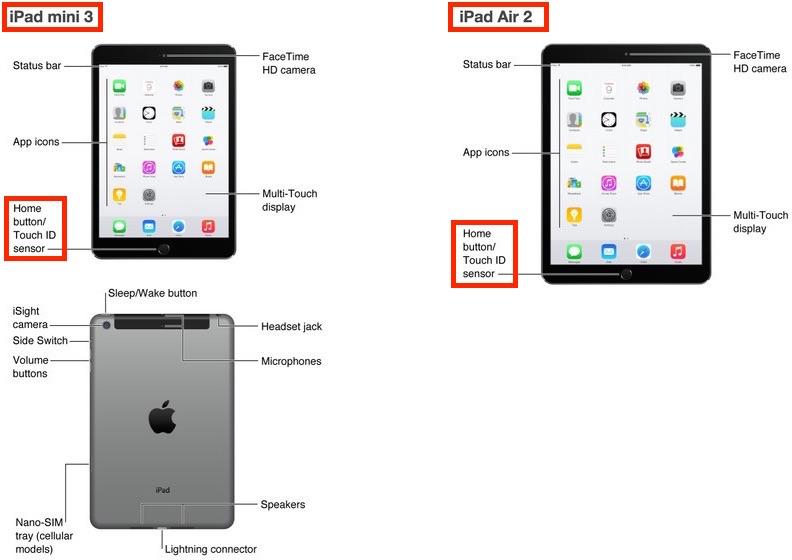 Apple avslører nye iPader
