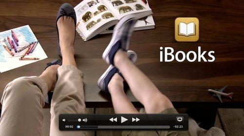 Apple legger ut iPad-videoer