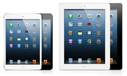 Apple selger tre millioner nye iPader