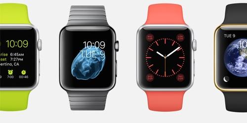 Apple lanserer smartklokke