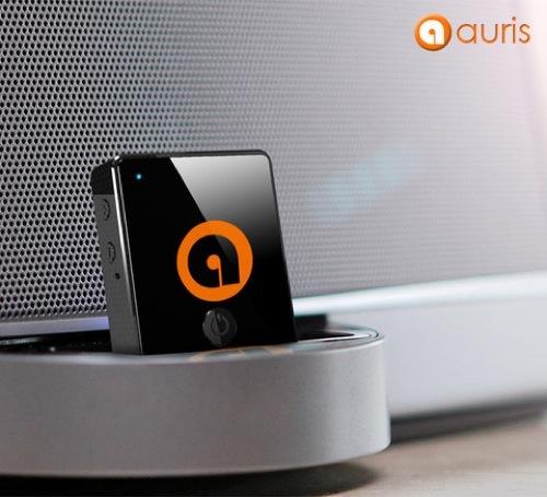 Gi gammelt utstyr trådløs musikk med Auris