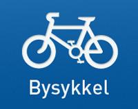 iPhone finner ledige sykler