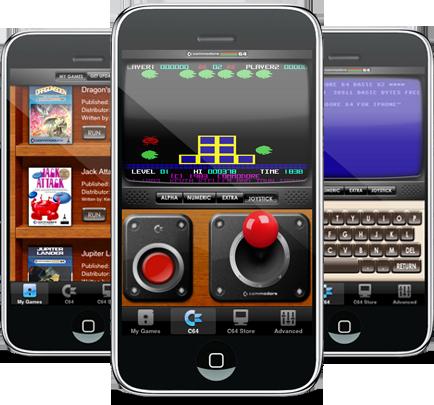 C64 til iPhone