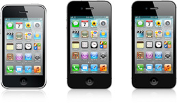 iPhone kompatabilitet med iOS 5