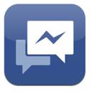 Facebook lanserer meldingsapplikasjon