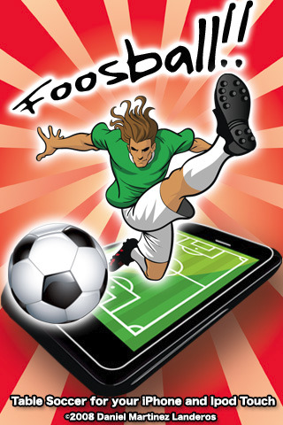 Foosball på din iPhone