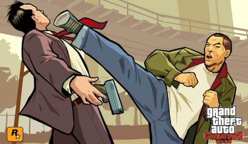Chinatown Wars tilgjengelig i norsk App Store