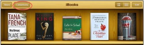 iBooks får en oppdatering