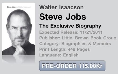 iBooks snart klar i Norge?