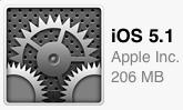 iOS 5.1 er lansert til iPad, iPhone og iPod touch