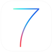 Apple slipper iOS 7 beta 2