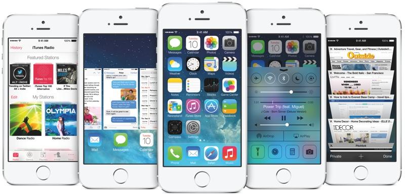 iOS 7 kommer 18. september