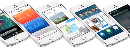 Apple introduserer iOS 8