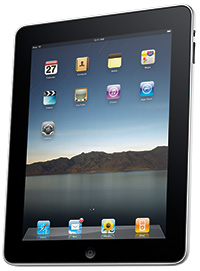 TEST: iPad 16GB med WiFi • ipod1