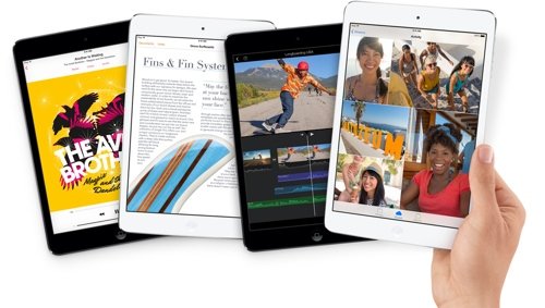 iPad mini får Retina-skjerm