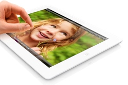 Apple lanserer iPad med 128GB
