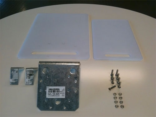 iPad stativ
