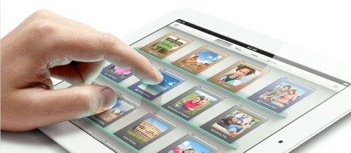 Nye iPad er utsolgt