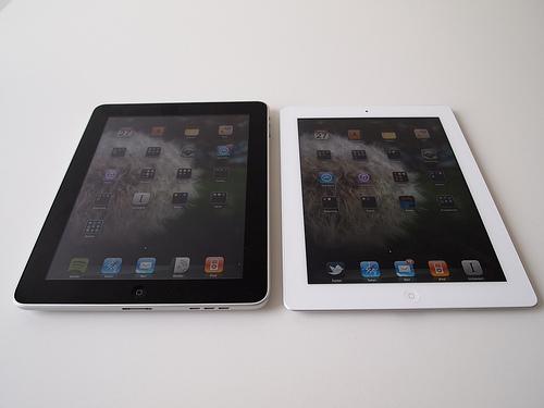 Test av iPad 2
