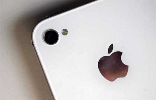 iPhone 4S kamera