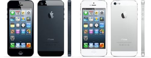 Apple selger 2 millioner iPhone 5 på 24 timer