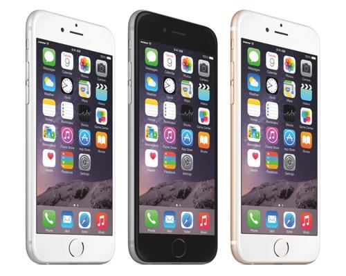 Nå er iPhone 6 lansert i Norge