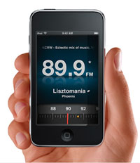 iPhone FM Radio