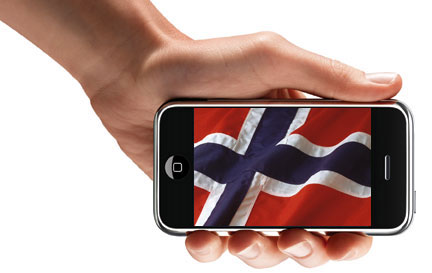 iPhone i Norge