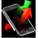 iPhone statistikk