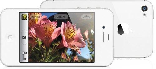 Apple lanserer iPhone 4S