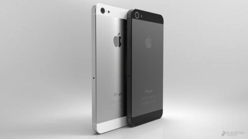 Lekkasjene stemmer - den nye iPhone blir slik