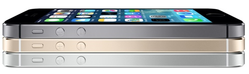 Apple lanserer iPhone 5s