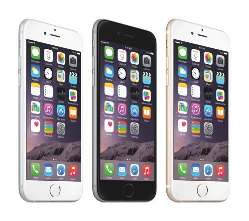 Apple lanserer iPhone 6 og iPhone 6 Plus