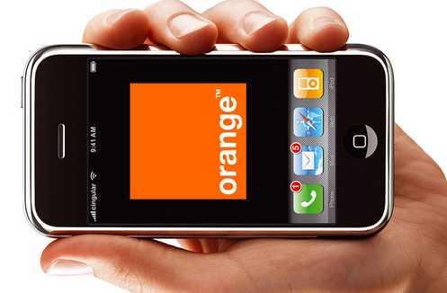 Orange selger 70 000 iPhones