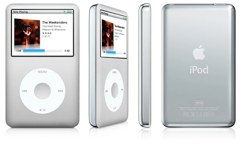 Apple stopper salget av iPod classic og shuffle?