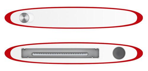 iPod nano 4G topp og bunn