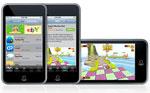Apple oppdatering av iPod touch