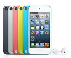 iPod touch er i hendene på de første kundene