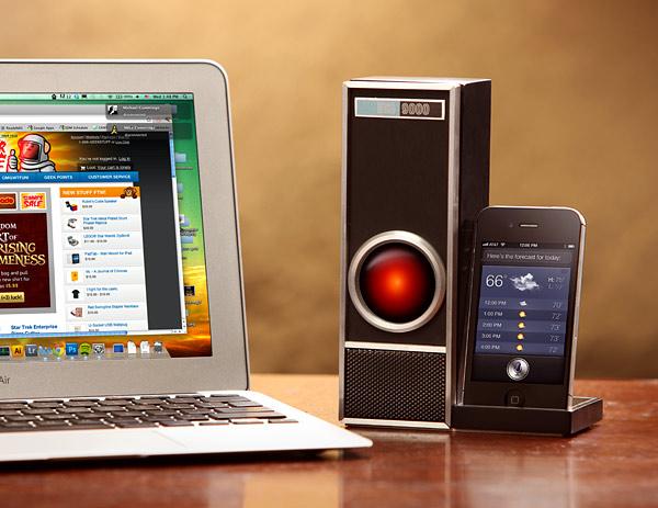 Iris 9000 gjør din iPhone 4S om til HAL9000
