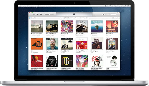 Apple utsetter iTunes til november