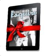 Jul på iPaden