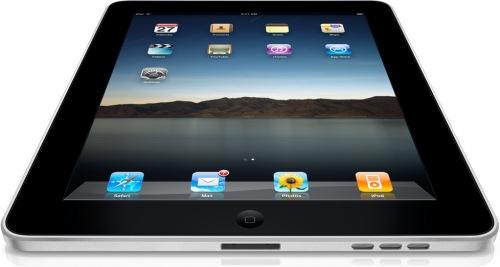 Test av iPad