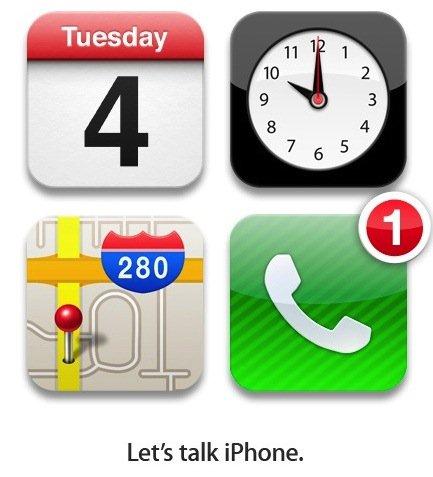 Apple inviterer til iPhone-event